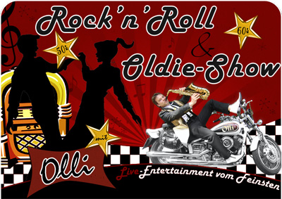 Rock N Roll Oldie Musik Fur Geburtstag Show Und Party Elvis Show